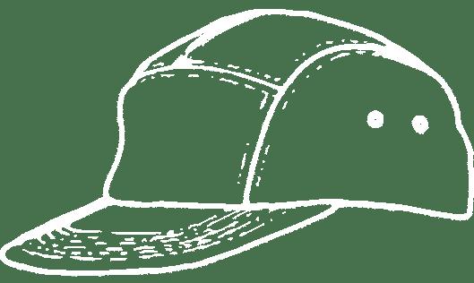 Custom 5-Panel Hats