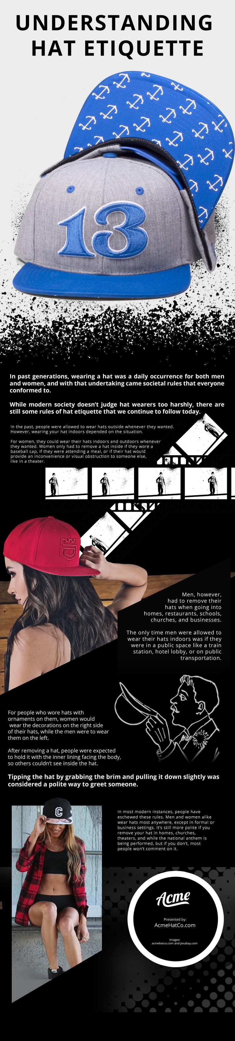 Understanding Hat Etiquette
