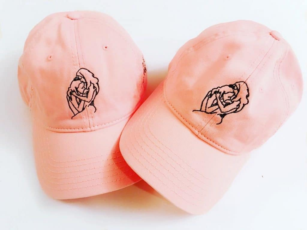 Custom Dad Hats