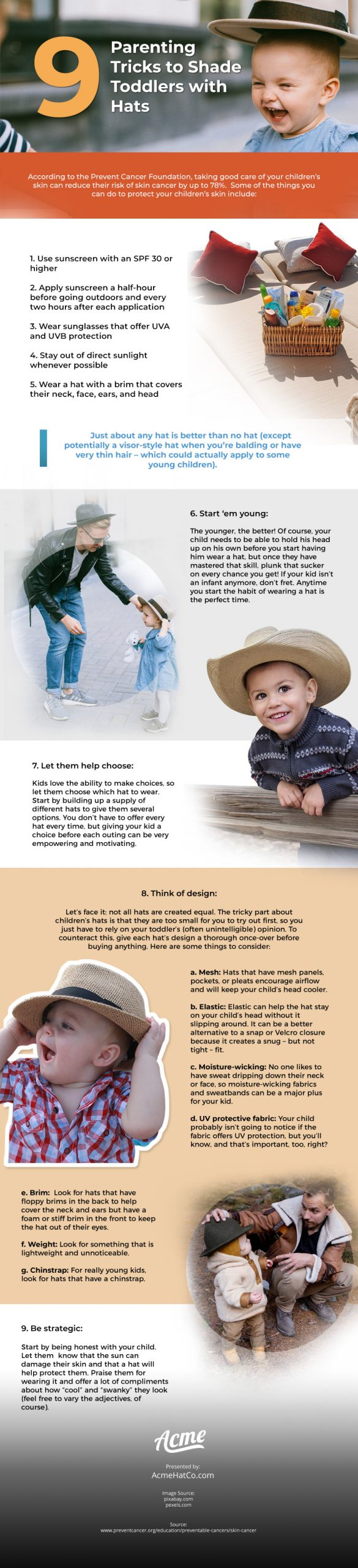 What to do When Your Toddler Hates Hats
